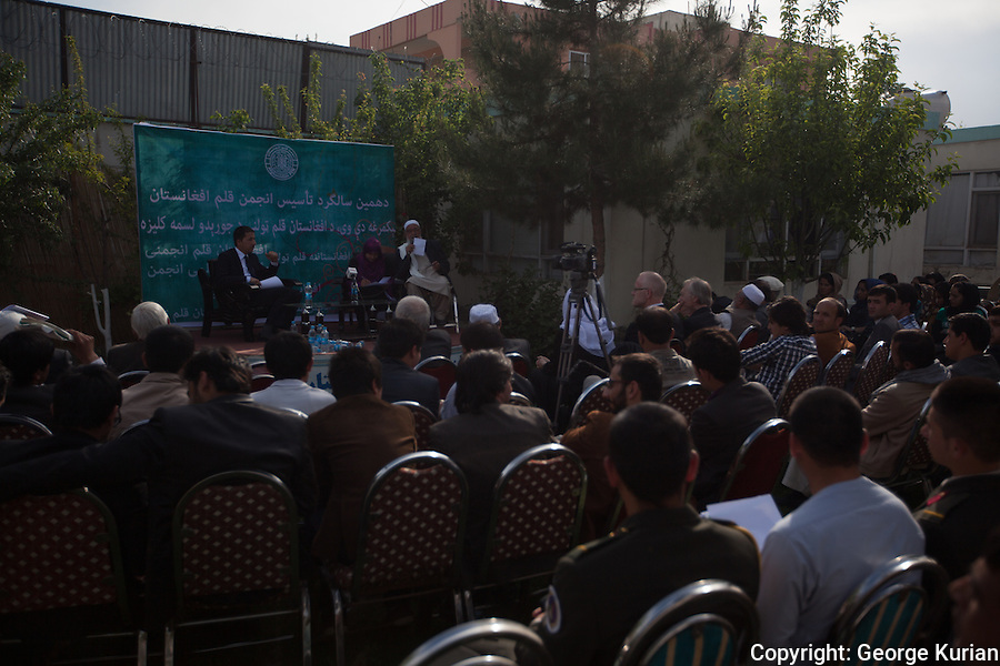 Tenth Anniversary celebrations of Afghan PEN