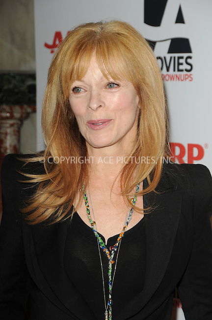 WWW.ACEPIXS.COM . . . . . ....February 7 2011, LA....Actress Frances Fisher arriving at the AARP Magazine 10th Annual Movies For Grownups Awards at the Beverly Wilshire Four Seasons Hotel on February 7, 2011 in Beverly Hills, CA....Please byline: PETER WEST - ACEPIXS.COM....Ace Pictures, Inc:  ..(212) 243-8787 or (646) 679 0430..e-mail: picturedesk@acepixs.com..web: http://www.acepixs.com