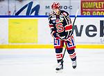 S&ouml;dert&auml;lje 2014-01-06 Ishockey Hockeyallsvenskan S&ouml;dert&auml;lje SK - Malm&ouml; Redhawks :  <br />  S&ouml;dert&auml;ljes Jacob Jake Marto deppar<br /> (Foto: Kenta J&ouml;nsson) Nyckelord:  portr&auml;tt portrait