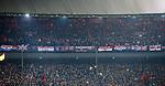 28.11.2019: Feyenoord v Rangers: Rangers fans