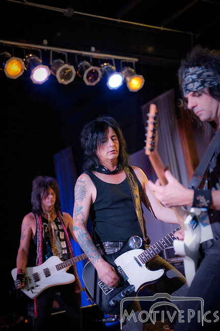 L.A. Guns at The Coliseum on Washington Ave. Thursday, June 7th, 2012.