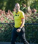 ROTTERDAM- Tilburg-Rotterdam .scheidsrechter Ies Poissonnier.  ABN AMRO CUP 2019 COPYRIGHT KOEN SUYK.