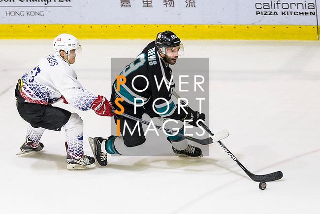 Flying French vs Cathay Flyers during the Mega Ice Hockey 5s match on May 03, 2018 in Hong Kong, Hong Kong. Photo by Marcio Rodrigo Machado / Power Sport Images