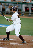 Brett Wallace / Arizona State Sun Devils..Photo by:  Bill Mitchell/Four Seam Images