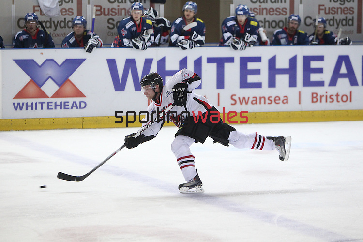 Elite League.Cardiff Devils v Dundee Stars.05.12.10..Photo Credit: STEVE POPE - SPORTINGWALES