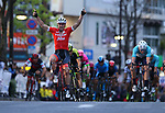 John Degenkolb (GER) Trek-Segafredo wins the Criterium Japan Cup 2018, held in Utsunomiya, Japan. 20th October 2018.   <br /> Picture: Trek Factory Racing/Key Tsuji/BettiniPhoto | Cyclefile<br /> <br /> <br /> All photos usage must carry mandatory copyright credit (© Cyclefile | Trek Factory Racing/Key Tsuji/BettiniPhoto)