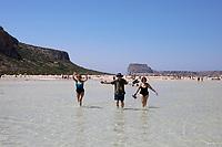 Ballos, Crete