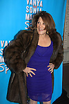 """Linda Lavin at Broadway's """"Vanya and Sonia and Masha and Spike"""" which had its opening night on March 14, 2013 at the Golden Theatre, New York City, New York.  (Photo by Sue Coflin/Max Photos)"""