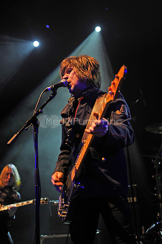 LONDON, ENGLAND - DECEMBER 21: Mark Morris of 'Balaam and The Angel' performing at Shepherd's Bush Empire on December 21, 2016 in London, England.<br /> CAP/MAR<br /> &copy;MAR/Capital Pictures /MediaPunch ***NORTH AND SOUTH AMERICAS ONLY***