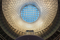 Sky Reflector-Net<br /> Fulton Center, New York City