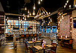 Eldorado Scioto Downs Racino Courtyard & Brew Brothers Eldorado Scioto Downs Racino Brew Brothers & Courtyard Patio | SOSH Architects