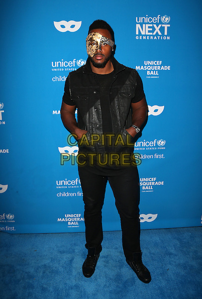 LOS ANGELES, CA - OCTOBER 27: James Anderson at the Fourth Annual UNICEF Masquerade Ball Los Angeles at Clifton's Cafeteria in Los Angeles, California on October 27, 2016. <br /> CAP/MPI/FS<br /> &copy;FS/MPI/Capital Pictures