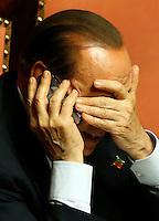 20131002 ROMA-POLITICA: LETTA AFFRONTA IL VOTO DI FIDUCIA AL SENATO