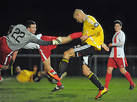 130723 Football - Wellington Phoenix v Miramar Rangers