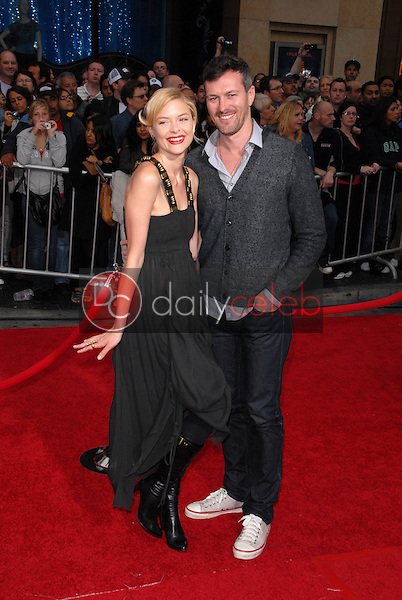 """Jaime King and Kyle Newman<br /> at the """"Prince of Persia: The Sands of Time"""" Los Angeles Premiere, Chinese Theater, Hollywood, CA. 05-17-10<br /> David Edwards/Dailyceleb.com 818-249-4998"""