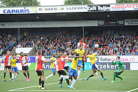 VOETBAL: LEEUWARDEN: 16-08-2015, SC Cambuur - Feyenoord, uitslag 0-2, ©foto Martin de Jong