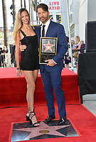 LOS ANGELES, CA. October 24, 2019: Georgia Connick & Harry Connick Jr. at the Hollywood Walk of Fame Star Ceremony honoring Harry Connick Jr.<br /> Pictures: Paul Smith/Featureflash