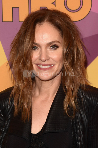 BEVERLY HILLS, CA - JANUARY 7: Amy Brenneman at the HBO Golden Globes After Party, Beverly Hilton, Beverly Hills, California on January 7, 2018. Credit: <br /> David Edwards/MediaPunch