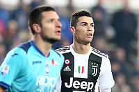 Cristiano Ronaldo Juventus<br /> Bergamo 26-12-2018  Stadio Atleti Azzurri d'Italia <br /> Football Campionato Serie A 2018/2019 <br /> Atalanta - Juventus<br /> Foto Cesare Purini / Insidefoto