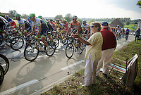 watching the race go by<br /> <br /> stage 1<br /> Euro Metropole Tour 2014 (former Franco-Belge)
