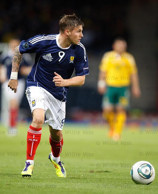 David Goodwillie, Scotland