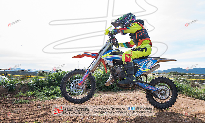XVII Viver Enduro.<br /> Pequenduro.<br /> Pe&ntilde;as Rubias - La Chana circuit.<br /> April 23, 2017.<br /> Viver, Castellon - Spain.