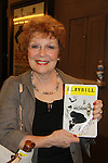 "Another World Anita Gillette ""Loretta Shea"" saw the Broadway play Book of Mormon on the same night as Taye Diggs (Guiding Light, Private Practice, Rent) on September 28, 2011 at the Eugene O'Neill Theatre, New York City, New York.  (Photo by Sue Coflin/Max Photos)"