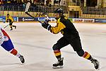 07.01.2020, BLZ Arena, Füssen / Fuessen, GER, IIHF Ice Hockey U18 Women's World Championship DIV I Group A, <br /> Deutschland (GER) vs Frankreich (FRA), <br /> im Bild Lisa Heinz (GER, #3)<br /> <br /> Foto © nordphoto / Hafner