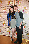 Karmin Attend the Launch of QREAM With A Q Created by Pharrell Williams, held at the New York Public Library, NY 7/20/11