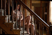 Gregory Holmgren Photography at Treble Hall with Camille Damage, April 26, 2014, Boudoir, Fashion Shoot.