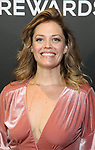 Elizabeth Stanley attends the Broadway Loyalty Program Audience Rewards celebrating their 10th Anniversary  on September 24, 2018 at Sony Hall in New York City.