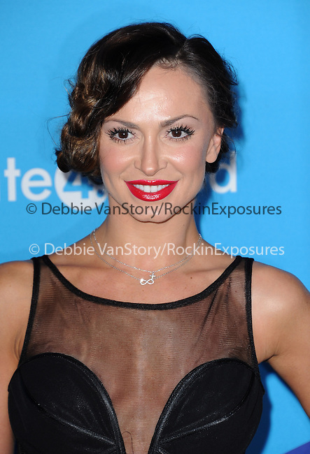 "Karina Smirnoff attends unite4:good and Variety presentation ""unite4:humanity"" Celebrating Good, Giving and Greatness Around the Globe held at Sony Picture Studios in Culver City, California on February 27,2014                                                                               © 2014 Hollywood Press Agency"