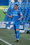 Getafe CF's Raul Carnero during Preseason match between Getafe CF and Crotone FC at Colisseum Alfonso Perez in Getafe, Spain. August 02, 2019. (ALTERPHOTOS/A. Perez Meca)