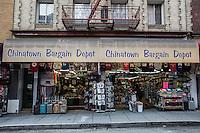 San Francisco Chinatown  Shop