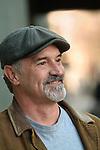 Healthy, happy man wearing cap smiling