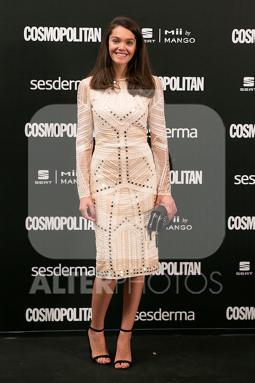 Ana Rujas attend the photocall of the Cosmopolitan Fun Fearless Female 2014 Awards at the Ritz Hotel in Madrid, Spain. October 20, 2014. (ALTERPHOTOS/Carlos Dafonte)