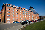 Felaw Maltings conversion of industrial building into offices, Ipswich, Suffolk
