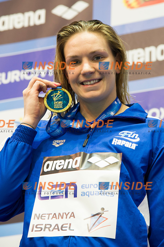 LAUKKANEN Jenna FIN Gold Medal<br />