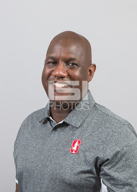 Stanford, CA - October 13, 2015.  Stanford head shots and team shots.