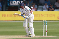 Ian Bell in batting action for Warwickshire during Essex CCC vs Warwickshire CCC, Specsavers County Championship Division 1 Cricket at The Cloudfm County Ground on 21st June 2017