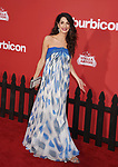 WESTWOOD, CA - OCTOBER 22:  Attorney Amal Clooney arrives at the Premiere Of Paramount Pictures' 'Suburbicon' at Regency Village Theatre on October 22, 2017 in Westwood, California.