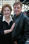 Polly Bergen and Mark Hamill<br /> attending The 12th Annual Toys R Us presents BROADWAY ON BROADWAY Free Concert in Times Square, New York City. <br /> September 7, 2003