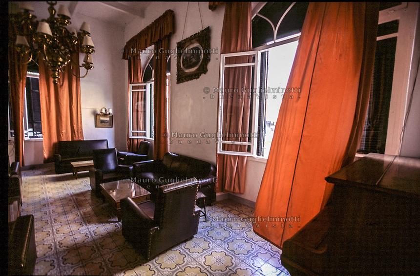 SIRIA Aleppo ,Hotel Baron