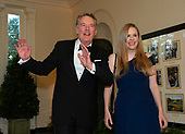 United States Trade Representative Robert Lighthizer and Mrs. Claire Lighthizer arrive for the State Dinner hosted by United States President Donald J. Trump and First lady Melania Trump in honor of Prime Minister Scott Morrison of Australia and his wife, Jenny Morrison, at the White House in Washington, DC on Friday, September 20, 2019.<br /> Credit: Ron Sachs / Pool via CNP
