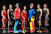 2017 FIH World Hockey League Final Captains Photoshoot Nov 14th
