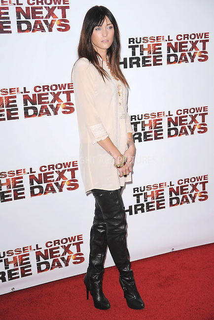 WWW.ACEPIXS.COM . . . . . .November 9, 2010...New York City...Pollyanna Rose attends New York Special Screening of Lionsgate's New Film The Next Three Days at the Ziegfeld Theater on November 9, 2010 in New York City....Please byline: KRISTIN CALLAHAN - ACEPIXS.COM.. . . . . . ..Ace Pictures, Inc: ..tel: (212) 243 8787 or (646) 769 0430..e-mail: info@acepixs.com..web: http://www.acepixs.com .