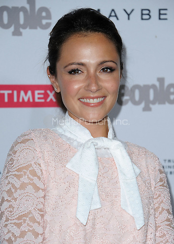 "LOS ANGELES, CA - SEPTEMBER 16:  Italia Ricci at the People's ""Ones to Watch"" Event at Ysabel on September 16, 2015 in Los Angeles, California. Credit: PGSK/MediaPunch"