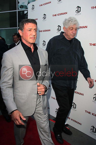 Sylvester Stallone, Avi Lerner<br />