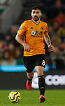 Ruben Neves of Wolverhampton Wanderers during the Premier League match at Molineux, Wolverhampton. Picture date: 14th February 2020. Picture credit should read: Darren Staples/Sportimage