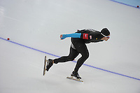 OLYMPICS: SOCHI: Adler Arena, 15-02-2014, Men's 1500m, Joey Mantia (USA), ©photo Martin de Jong